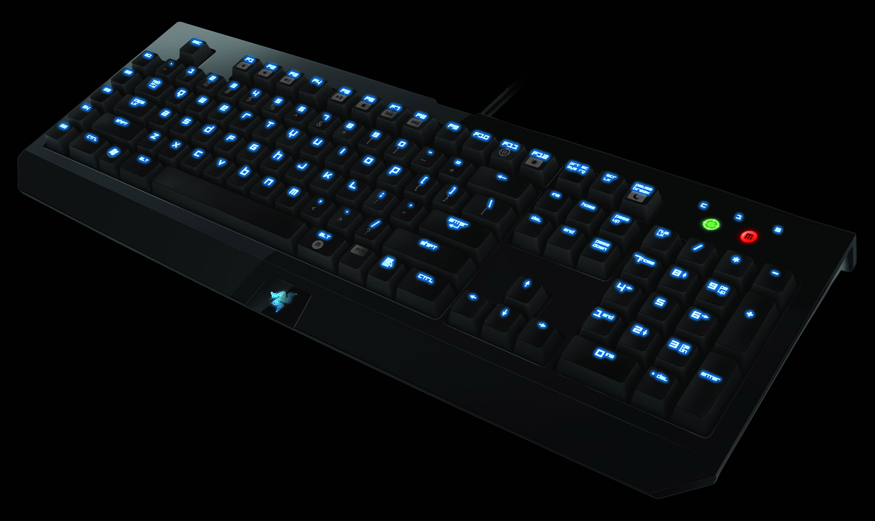 Hands On With A Razer Blackwidow Are Mechanical